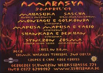 Flyer amarasya