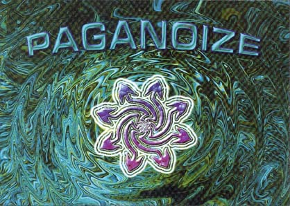 Flyer paganoize 2005/03