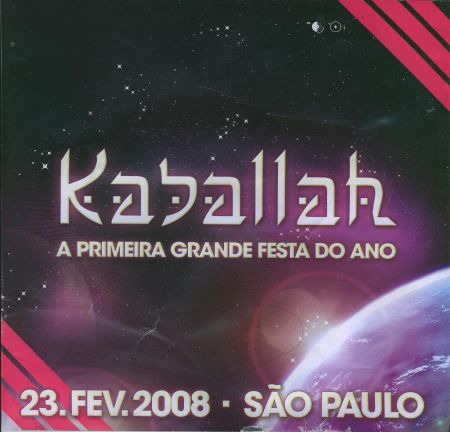 Flyer kaballah 2008/06