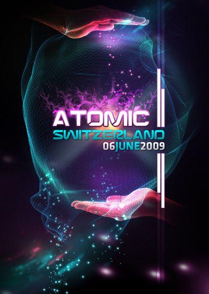 Flyer atomic open air