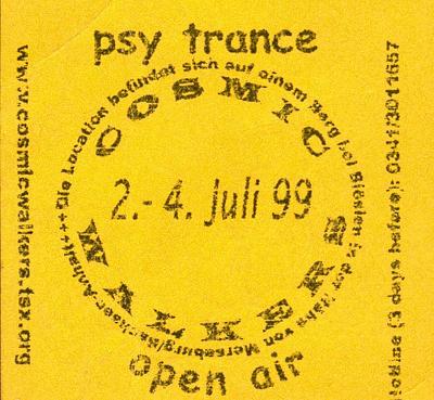 Flyer open air