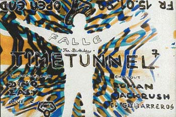 Flyer time tunnel 7